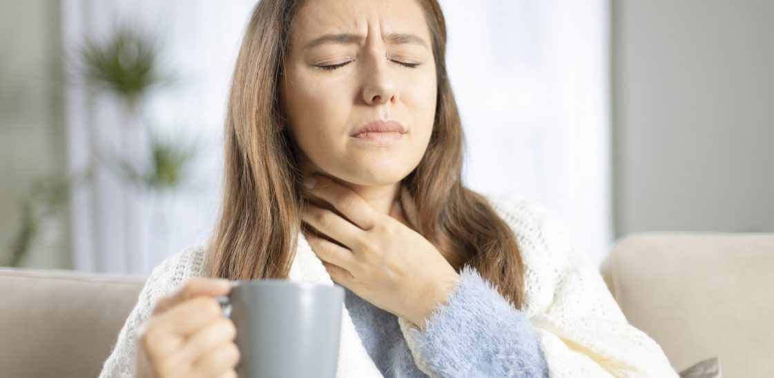 Common throat infections
