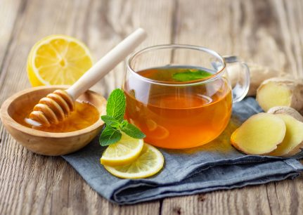 Is honey and lemon good for a cough?