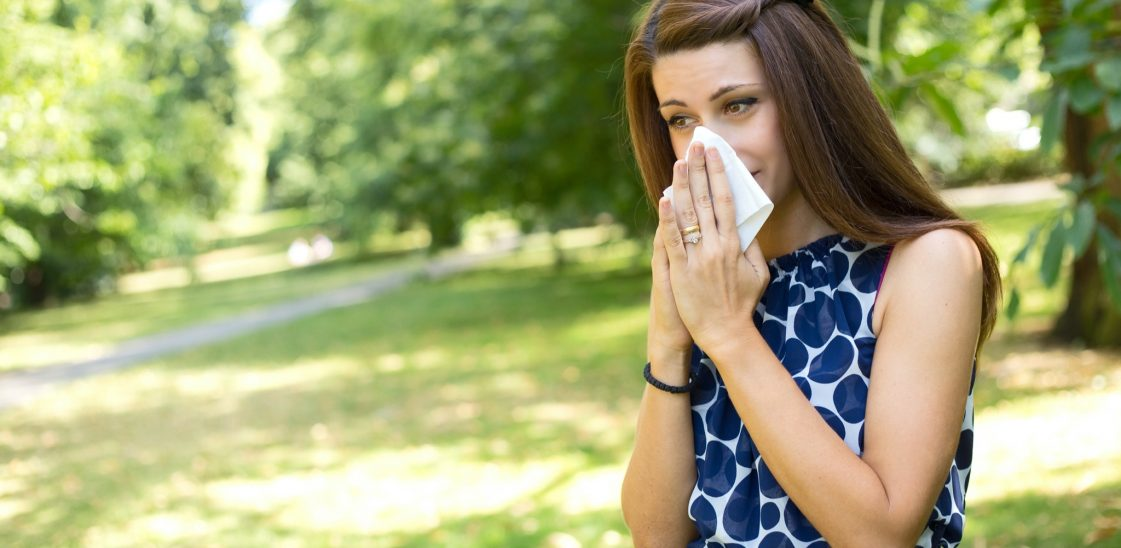 How to get rid of a summer cold